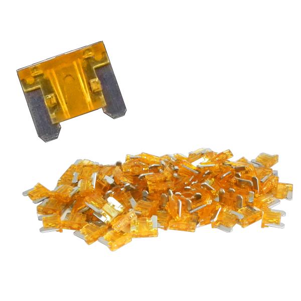 11mm 10x  KFZ-Sicherungen Mini Flachsicherungen Stecksicherungen